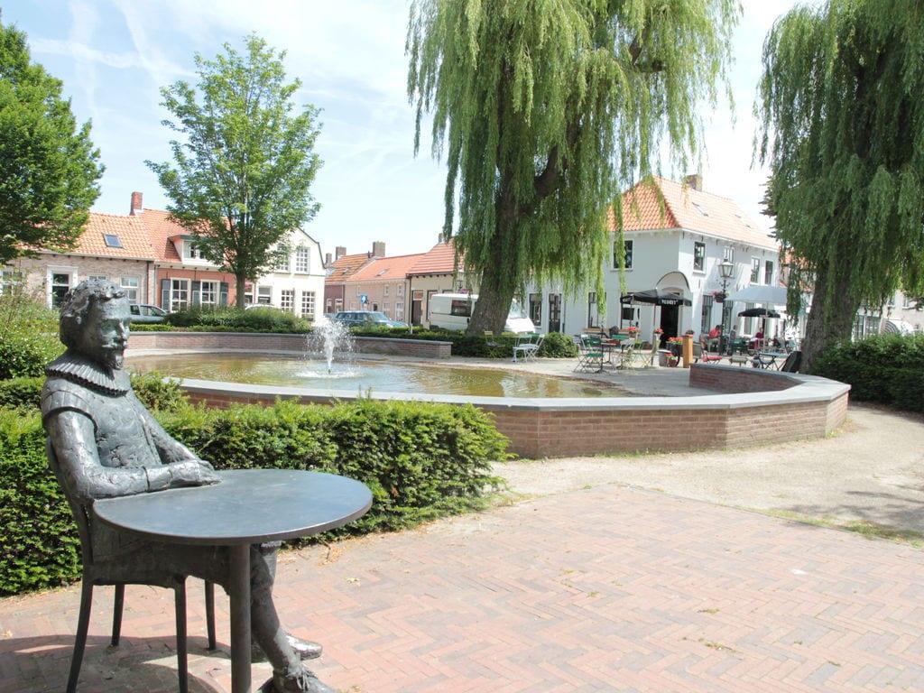 Ferienhaus Wunderschönes Ferienhaus in Nieuwvliet mit Sauna (2469470), Nieuwvliet, , Seeland, Niederlande, Bild 30