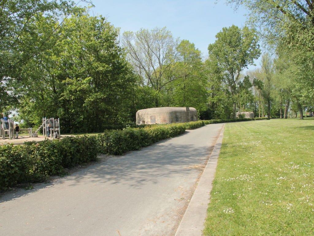 Ferienhaus Wunderschönes Ferienhaus in Nieuwvliet mit Sauna (2469470), Nieuwvliet, , Seeland, Niederlande, Bild 32