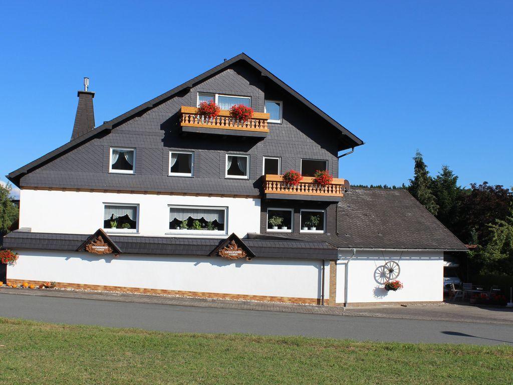 Ferienwohnung Idyllische Ferienwohnung nahe dem Skigebiet in Liesen (1975862), Hallenberg, Sauerland, Nordrhein-Westfalen, Deutschland, Bild 2