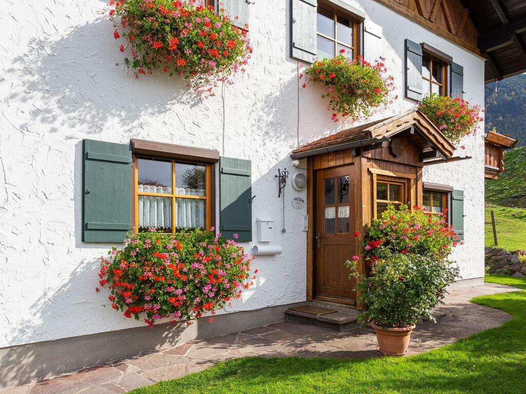 Ferienwohnung Gemütliche Wohnung in der Nähe des Skigebietes Halblech (2020655), Halblech, Allgäu (Bayern), Bayern, Deutschland, Bild 9