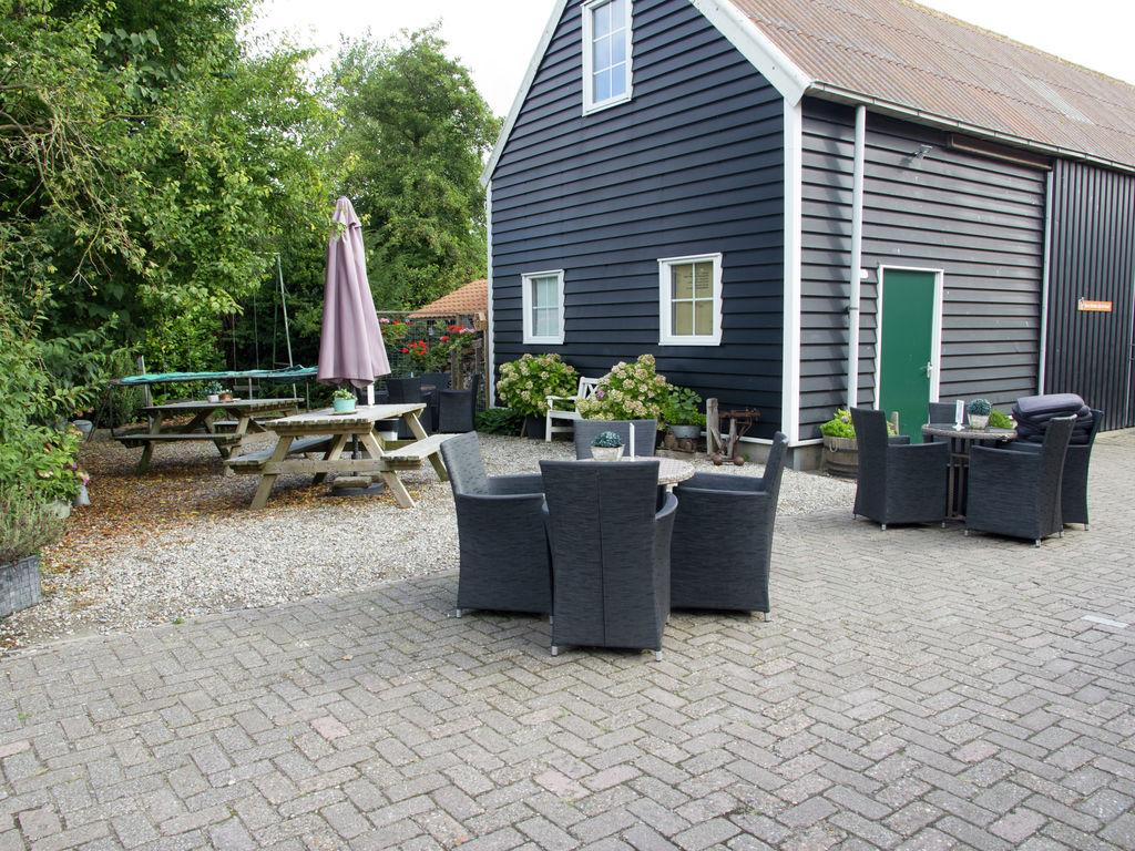 Zeeuwse Schaapskooi Ferienhaus  Zeeland