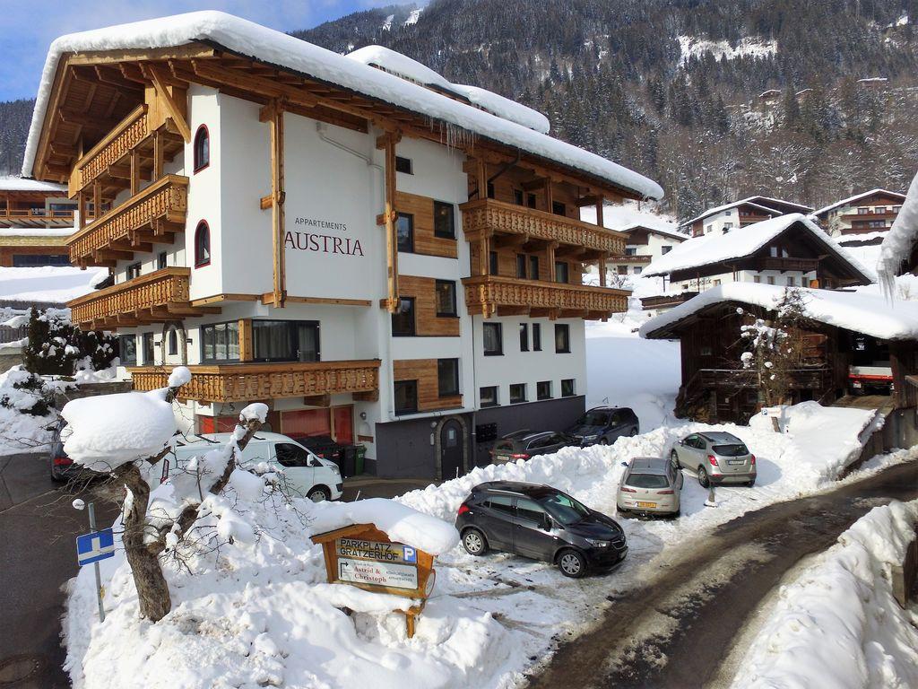 Appartement de vacances Penthouse Appartementhaus Austria (1988106), Finkenberg, Tux - Finkenberg, Tyrol, Autriche, image 2