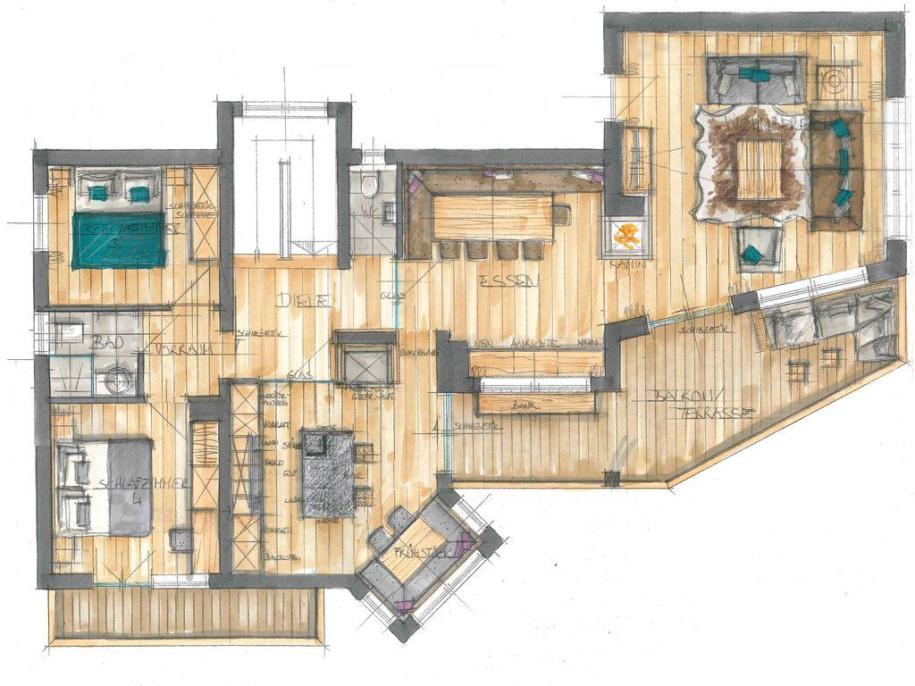 Ferienhaus Lodge of Joy (1994627), Wagrain, Pongau, Salzburg, Österreich, Bild 27