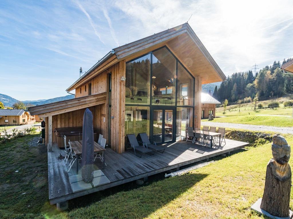 Ferienhaus Luxuriöses Chalet in Sankt Georgen ob Murau mit Whirlpool (2015493), St. Georgen am Kreischberg, Murtal, Steiermark, Österreich, Bild 2
