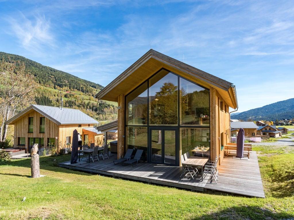 Ferienhaus Luxuriöses Chalet in Sankt Georgen ob Murau mit Whirlpool (2015493), St. Georgen am Kreischberg, Murtal, Steiermark, Österreich, Bild 1