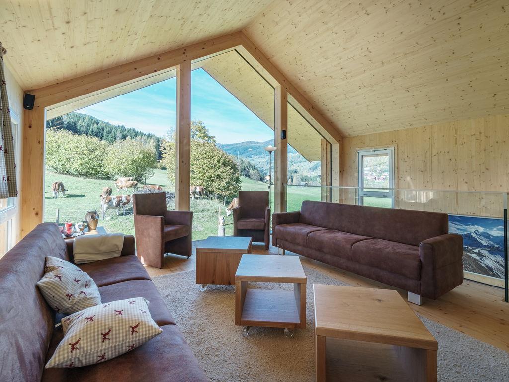 Ferienhaus Luxuriöses Chalet in Sankt Georgen ob Murau mit Whirlpool (2015493), St. Georgen am Kreischberg, Murtal, Steiermark, Österreich, Bild 4