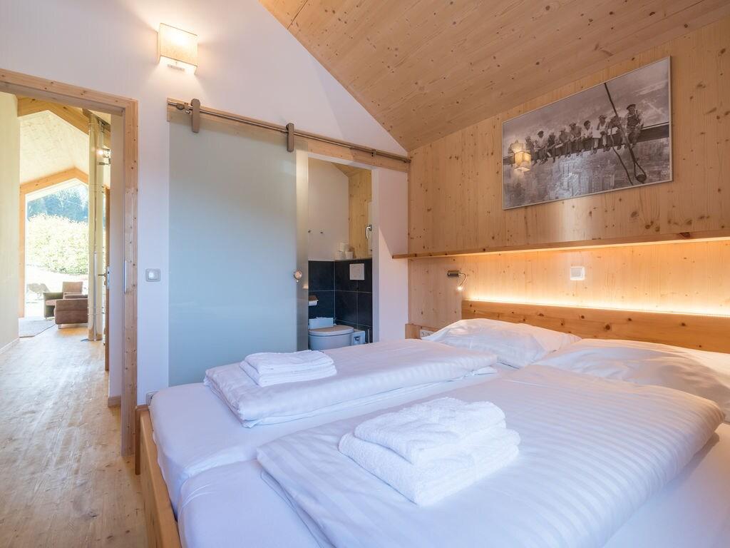 Ferienhaus Luxuriöses Chalet in Sankt Georgen ob Murau mit Whirlpool (2015493), St. Georgen am Kreischberg, Murtal, Steiermark, Österreich, Bild 12