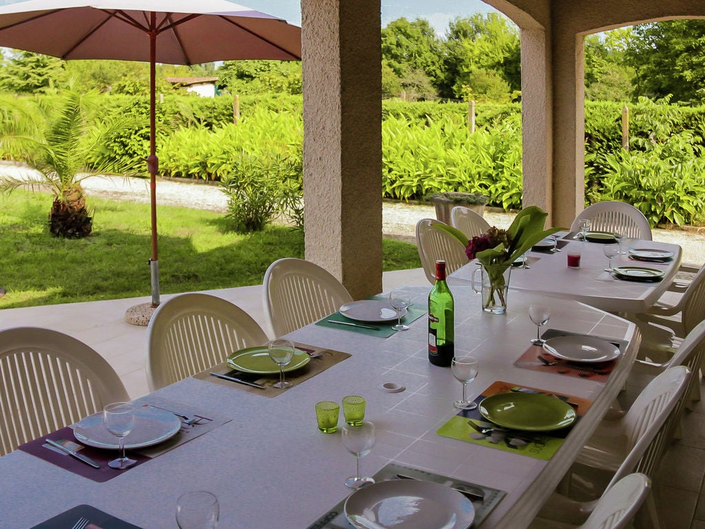 Maison de vacances Gemütliche Villa in Port-Sainte-Foy-et-Ponchapt mit Pool (2038593), Pineuilh, Gironde, Aquitaine, France, image 33