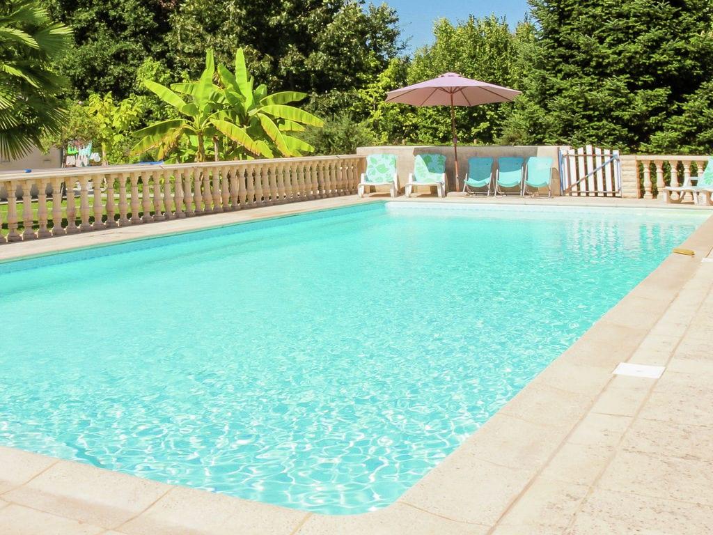 Maison de vacances Gemütliche Villa in Port-Sainte-Foy-et-Ponchapt mit Pool (2038593), Pineuilh, Gironde, Aquitaine, France, image 1
