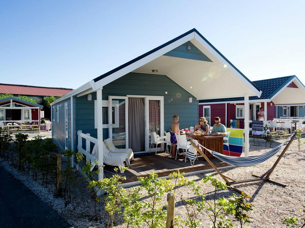 Ferienhaus Wunderschöne Lodge, fast direkt am See und Strand (2061524), Maurik, Rivierenland, Gelderland, Niederlande, Bild 13