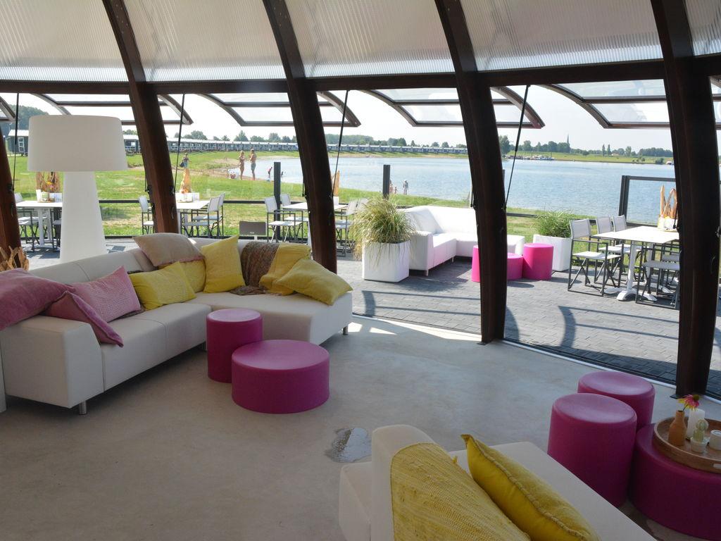 Ferienhaus Wunderschöne Lodge, fast direkt am See und Strand (2061524), Maurik, Rivierenland, Gelderland, Niederlande, Bild 28