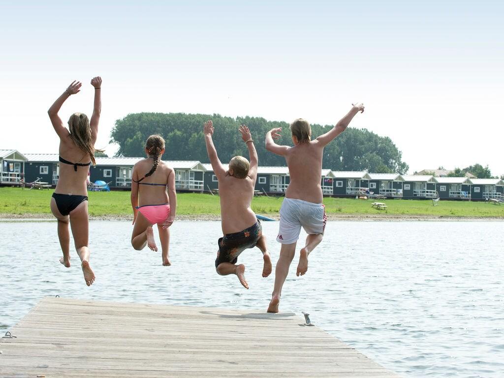 Ferienhaus Wunderschöne Lodge, fast direkt am See und Strand (2061524), Maurik, Rivierenland, Gelderland, Niederlande, Bild 42
