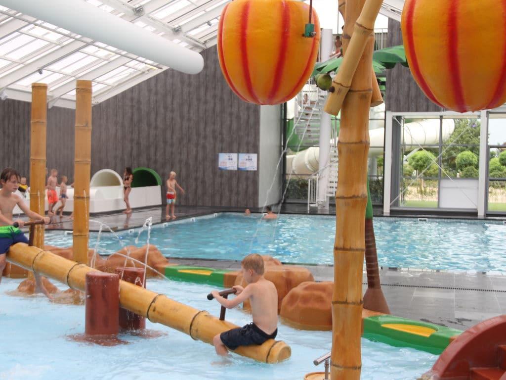 Ferienhaus Wunderschöne Lodge, fast direkt am See und Strand (2061524), Maurik, Rivierenland, Gelderland, Niederlande, Bild 38