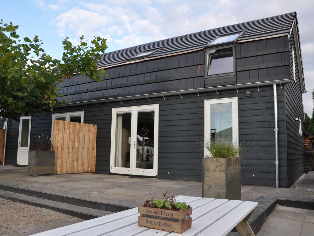 Design Havenhuis Ferienhaus  Friesland