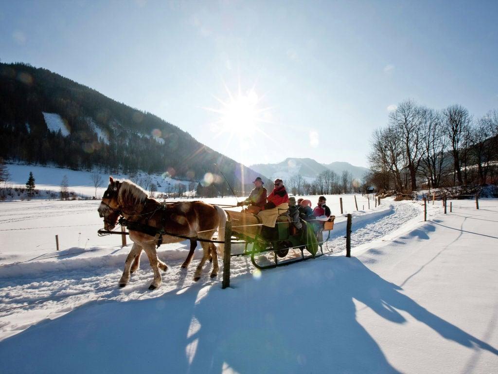 Ferienhaus Luxuriöses Chalet in Sankt Georgen ob Murau mit Whirlpool (2017930), St. Georgen am Kreischberg, Murtal, Steiermark, Österreich, Bild 27