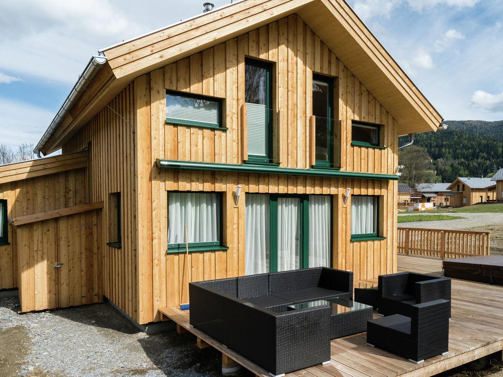 Ferienhaus Luxuriöses Chalet in Sankt Georgen ob Murau mit Whirlpool (2017930), St. Georgen am Kreischberg, Murtal, Steiermark, Österreich, Bild 1