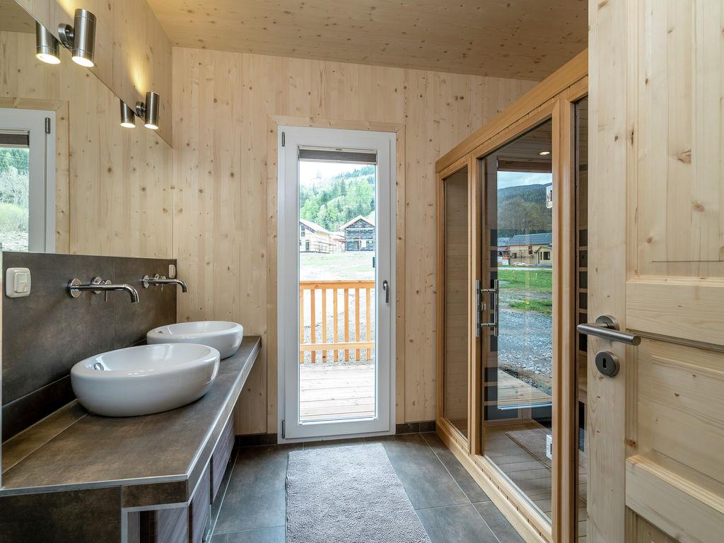 Ferienhaus Luxuriöses Chalet in Sankt Georgen ob Murau mit Whirlpool (2017930), St. Georgen am Kreischberg, Murtal, Steiermark, Österreich, Bild 16