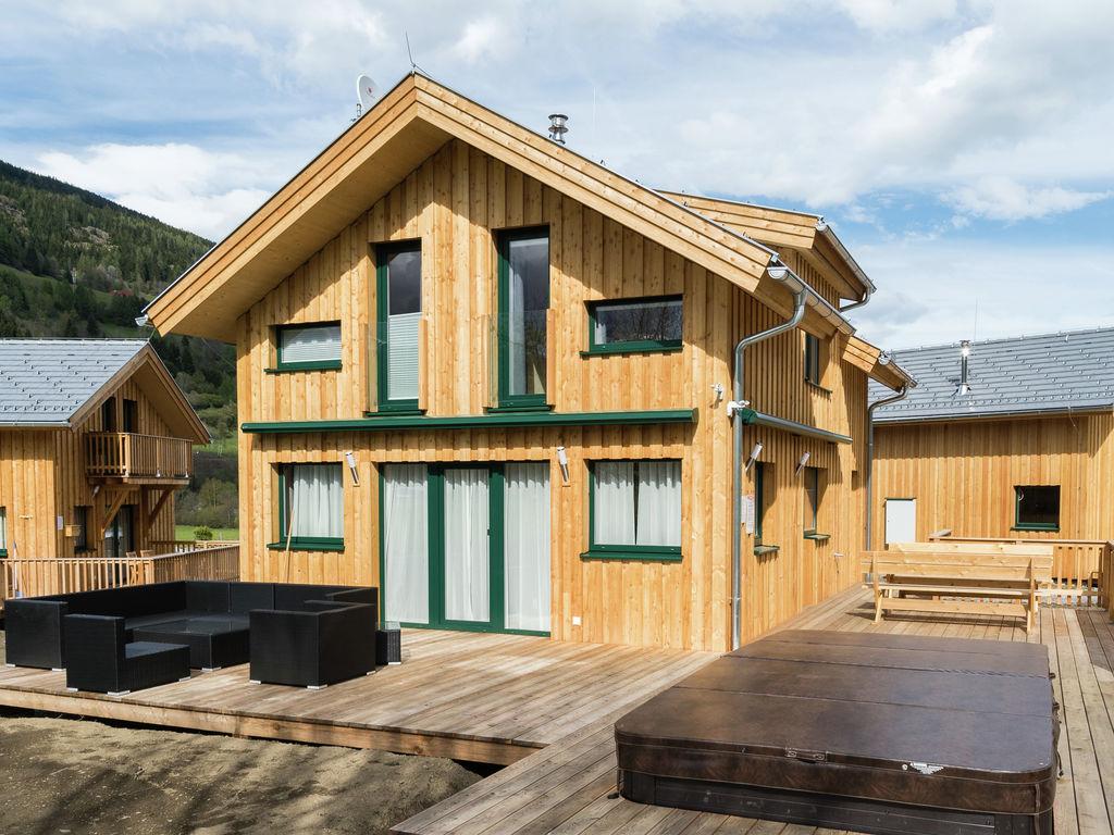 Alpen Chalet Dahoam 56 Ferienhaus