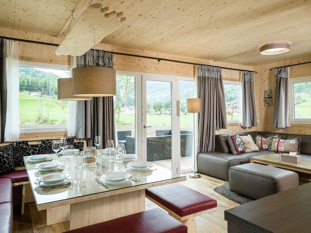 Ferienhaus Luxuriöses Chalet in Sankt Georgen ob Murau mit Whirlpool (2017930), St. Georgen am Kreischberg, Murtal, Steiermark, Österreich, Bild 4