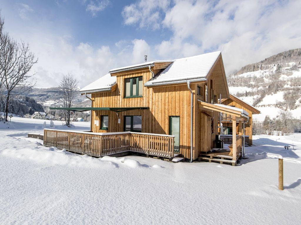 Ferienhaus Luxuriöses Chalet in Sankt Georgen ob Murau mit Whirlpool (2017930), St. Georgen am Kreischberg, Murtal, Steiermark, Österreich, Bild 23