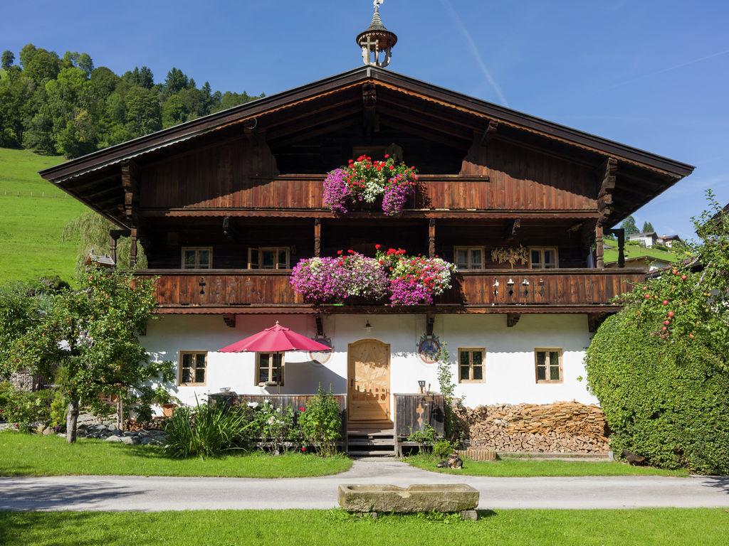 Appartement de vacances Schmiedhof (2016248), Wildschönau-Niederau, Hohe Salve, Tyrol, Autriche, image 2