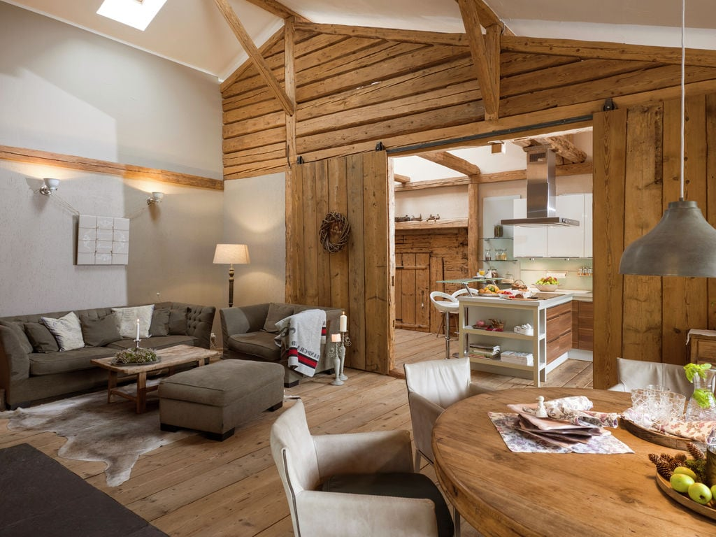 Appartement de vacances Schmiedhof Loft (2010395), Wildschönau-Niederau, Hohe Salve, Tyrol, Autriche, image 7