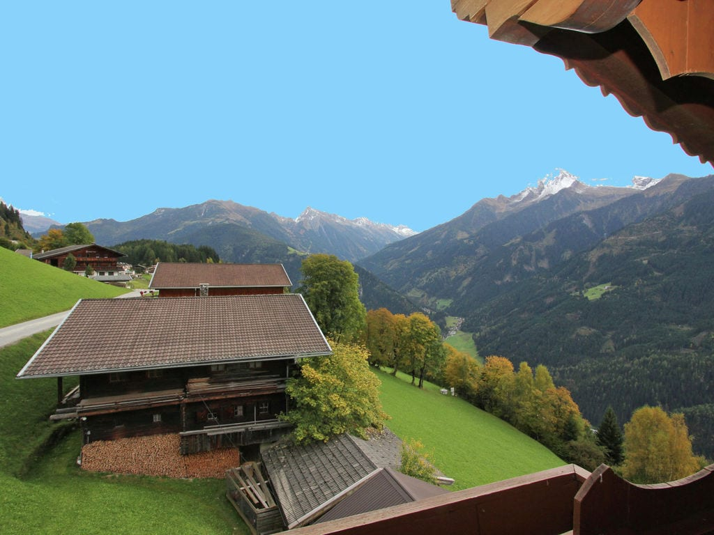 Ferienwohnung Ruhige Ferienwohnung in Finkenberg nah am Skilift (2011788), Finkenberg, Tux - Finkenberg, Tirol, Österreich, Bild 7