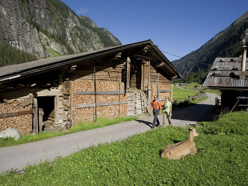 Ferienwohnung Ruhige Ferienwohnung in Finkenberg nah am Skilift (2011788), Finkenberg, Tux - Finkenberg, Tirol, Österreich, Bild 28