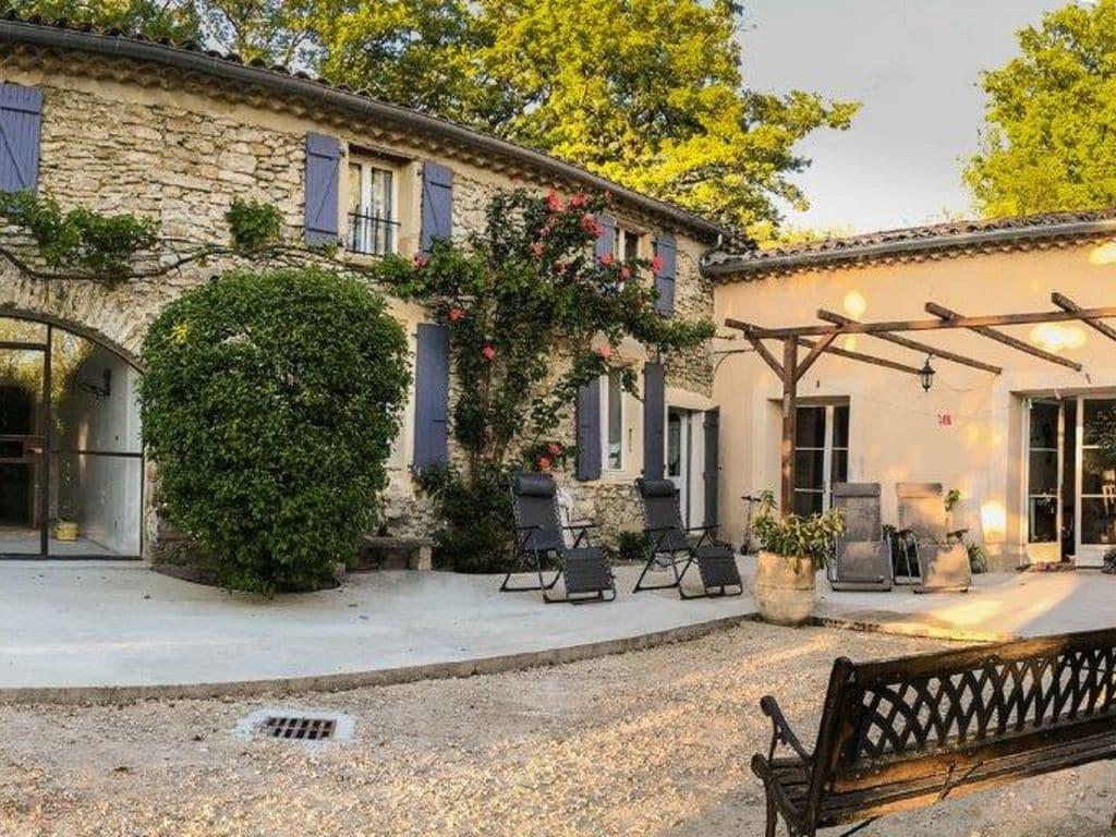 Gite - Drome Ferienhaus in Frankreich