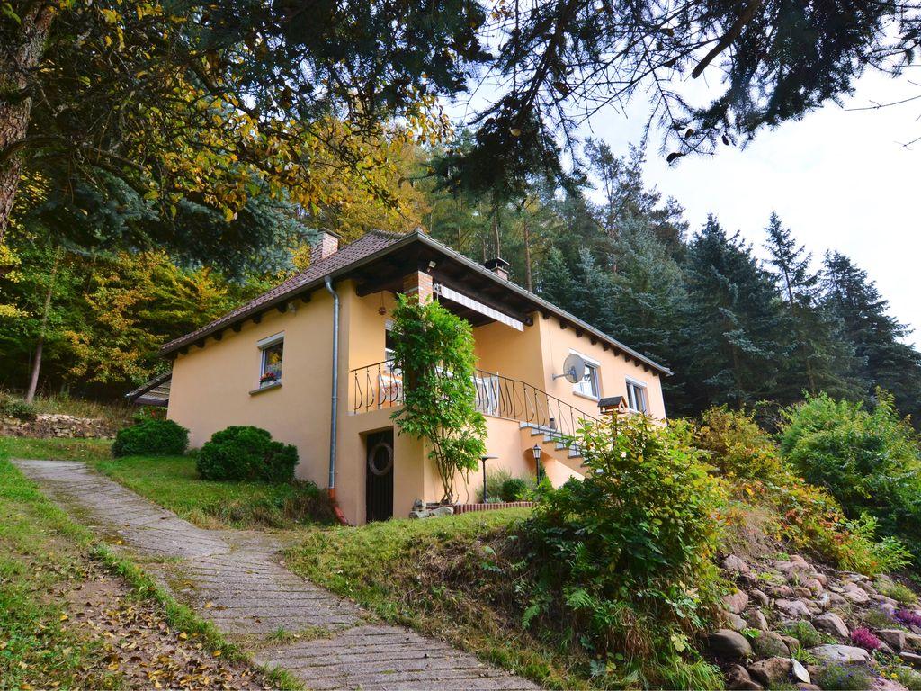 Ferienhaus Cranach (2019114), Weißenbrunn, Frankenwald, Bayern, Deutschland, Bild 2