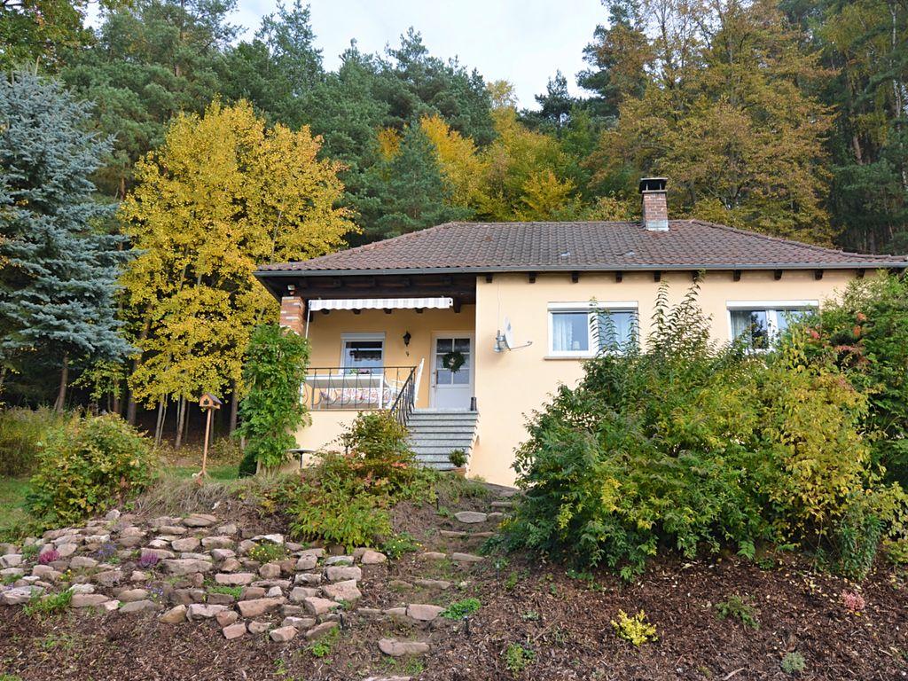 Ferienhaus Cranach (2019114), Weißenbrunn, Frankenwald, Bayern, Deutschland, Bild 3