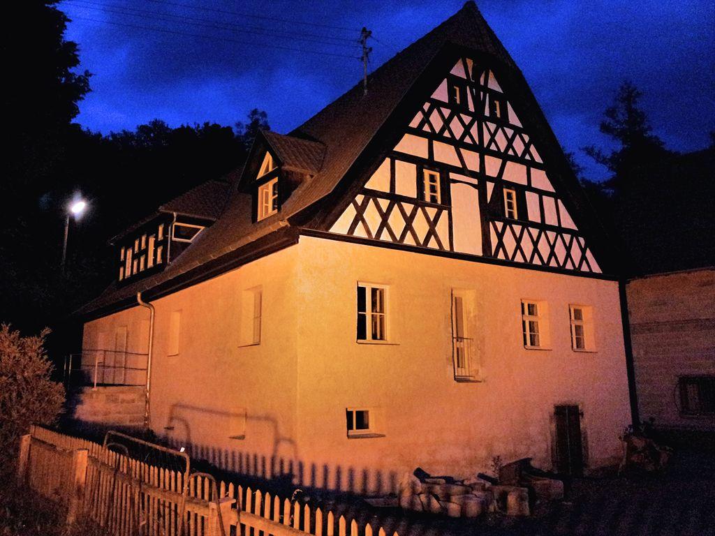 Rothmühle Ferienwohnung  Franken