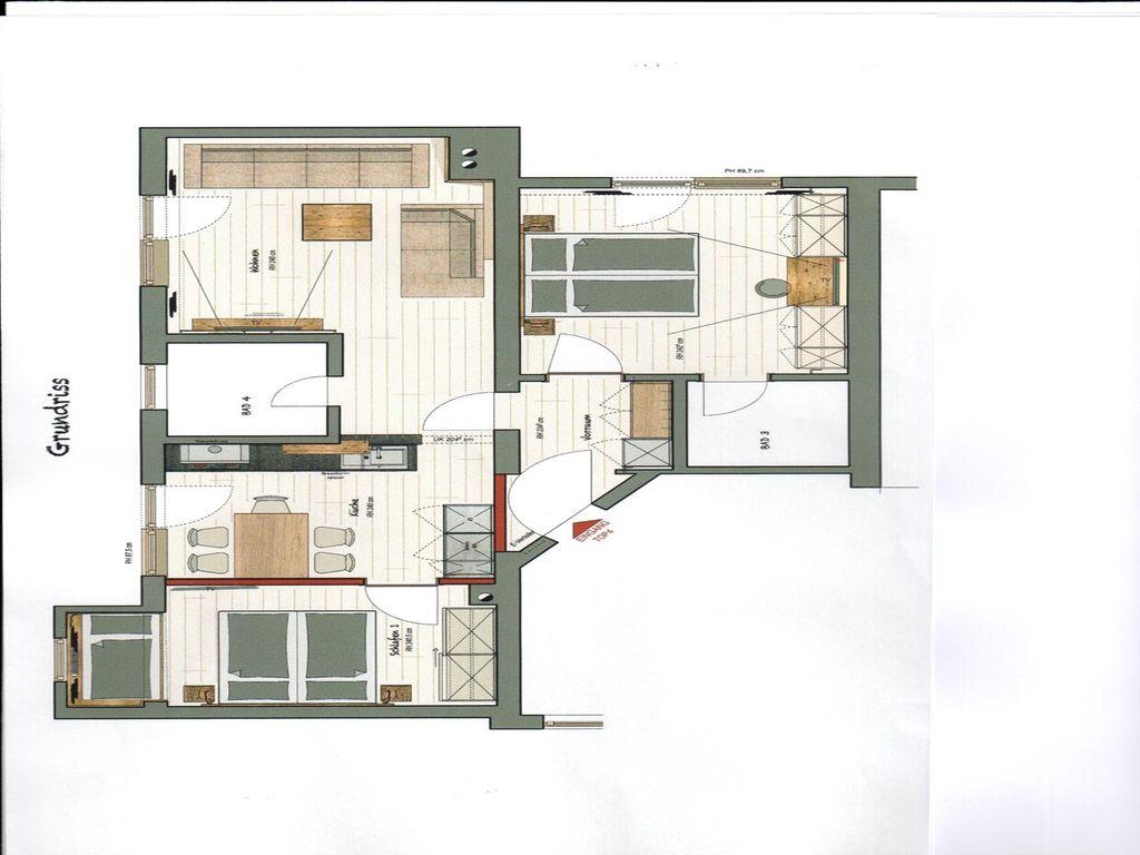 Appartement de vacances Appartementhaus Austria 4 (2017928), Finkenberg, Tux - Finkenberg, Tyrol, Autriche, image 26