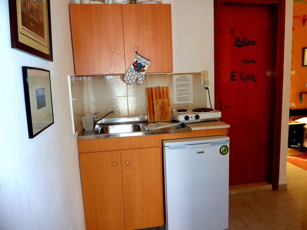 Ferienwohnung Gemütliches Studio-Apartment in Kalyves, Kreta mit Meerblick (2022097), Neon Khorion Kriti, Kreta Nordküste, Kreta, Griechenland, Bild 2