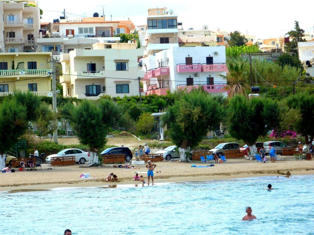 Ferienwohnung Gemütliches Studio-Apartment in Kalyves, Kreta mit Meerblick (2022097), Neon Khorion Kriti, Kreta Nordküste, Kreta, Griechenland, Bild 18