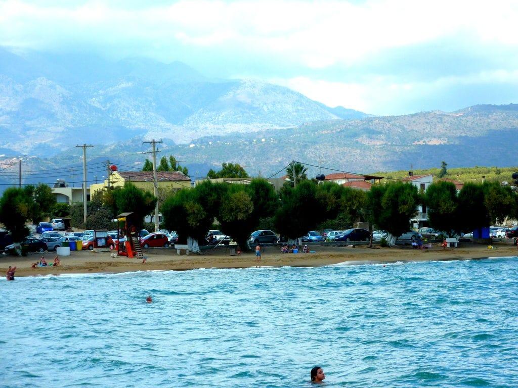 Ferienwohnung Gemütliches Studio-Apartment in Kalyves, Kreta mit Meerblick (2022097), Neon Khorion Kriti, Kreta Nordküste, Kreta, Griechenland, Bild 1