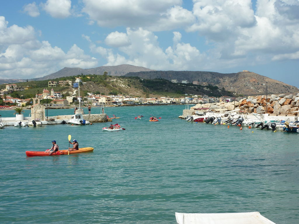 Ferienwohnung Blue Sea Studio (2022097), Kalami, Kreta Nordküste, Kreta, Griechenland, Bild 6