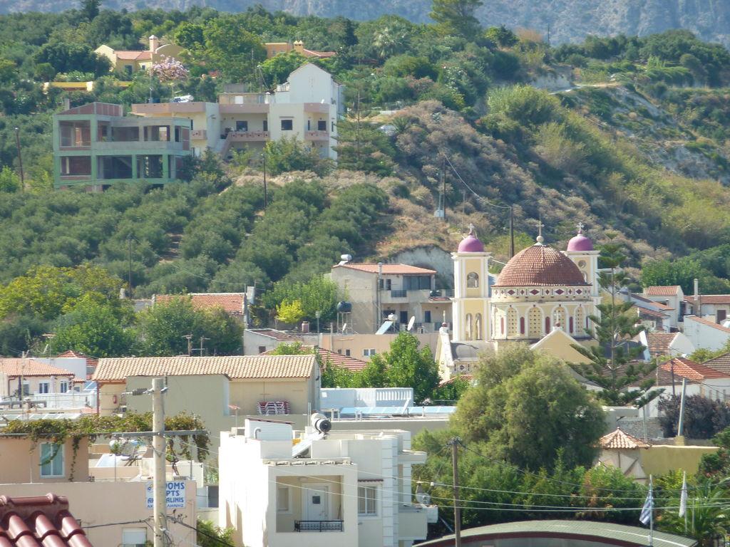 Ferienwohnung Gemütliches Studio-Apartment in Kalyves, Kreta mit Meerblick (2022097), Neon Khorion Kriti, Kreta Nordküste, Kreta, Griechenland, Bild 16