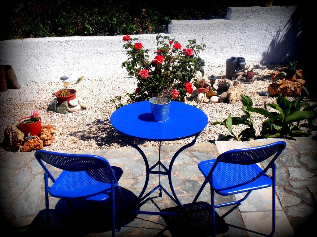 Ferienwohnung Gemütliches Studio-Apartment in Kalyves, Kreta mit Meerblick (2022097), Neon Khorion Kriti, Kreta Nordküste, Kreta, Griechenland, Bild 11