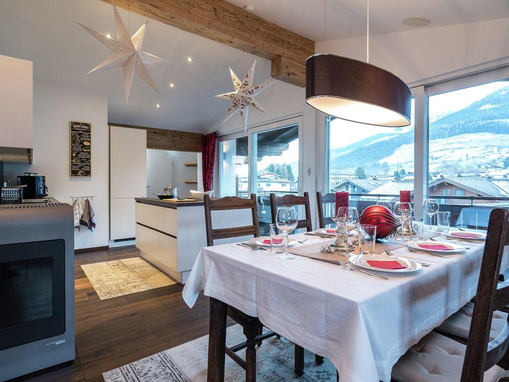 Ferienwohnung Modernes Apartment unweit des Skigebietes in Niedernsill (2037408), Niedernsill, Pinzgau, Salzburg, Österreich, Bild 8