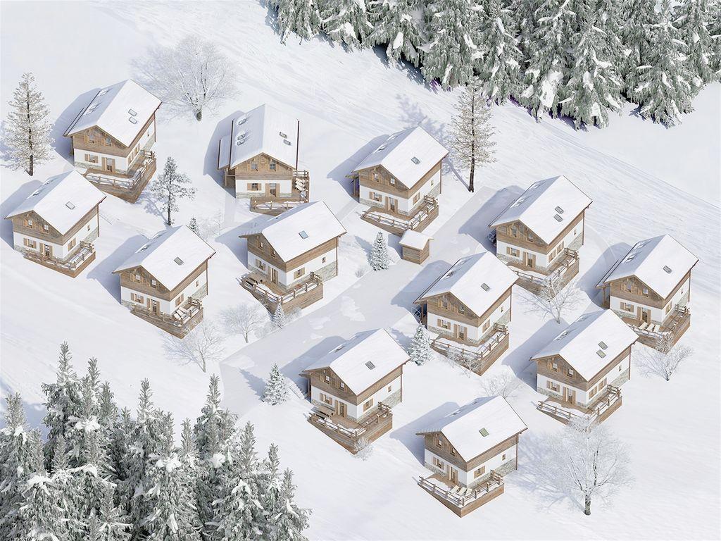 Maison de vacances Lungau Chalet an der Piste (2032001), Weißpriach, Lungau, Salzbourg, Autriche, image 4