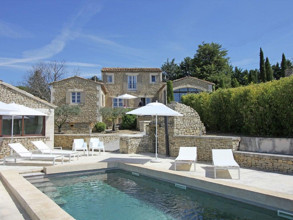 Ferienhaus Schöne, renovierte Bastide mit privatem Pool und Panoramablick, 3 km von Apt (2184826), Apt, Vaucluse, Provence - Alpen - Côte d'Azur, Frankreich, Bild 2