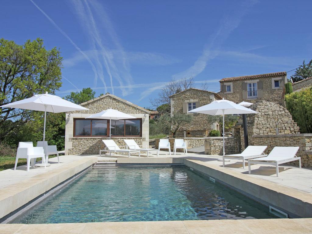 Ferienhaus Schöne, renovierte Bastide mit privatem Pool und Panoramablick, 3 km von Apt (2184826), Apt, Vaucluse, Provence - Alpen - Côte d'Azur, Frankreich, Bild 3