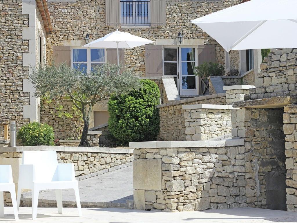 Ferienhaus Schöne, renovierte Bastide mit privatem Pool und Panoramablick, 3 km von Apt (2184826), Apt, Vaucluse, Provence - Alpen - Côte d'Azur, Frankreich, Bild 5