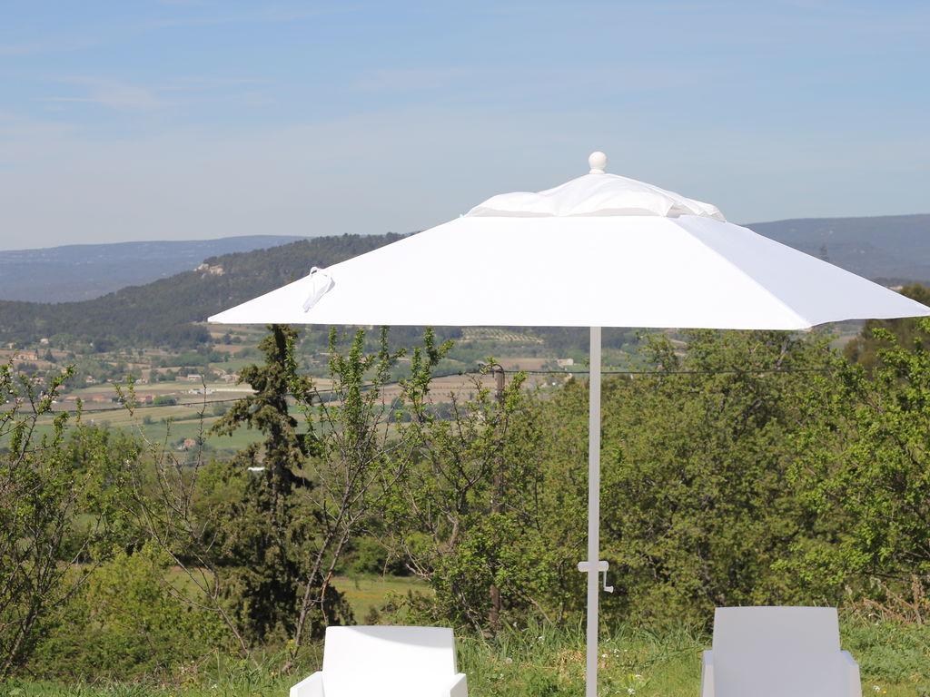 Ferienhaus Schöne, renovierte Bastide mit privatem Pool und Panoramablick, 3 km von Apt (2184826), Apt, Vaucluse, Provence - Alpen - Côte d'Azur, Frankreich, Bild 9