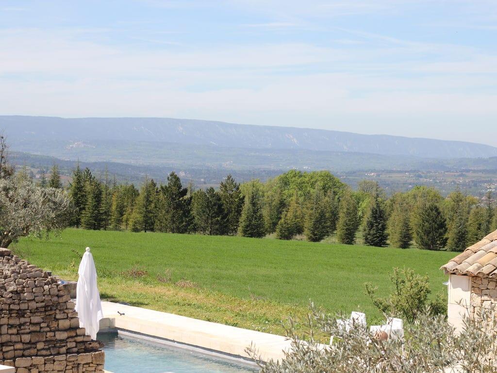 Ferienhaus Schöne, renovierte Bastide mit privatem Pool und Panoramablick, 3 km von Apt (2184826), Apt, Vaucluse, Provence - Alpen - Côte d'Azur, Frankreich, Bild 10