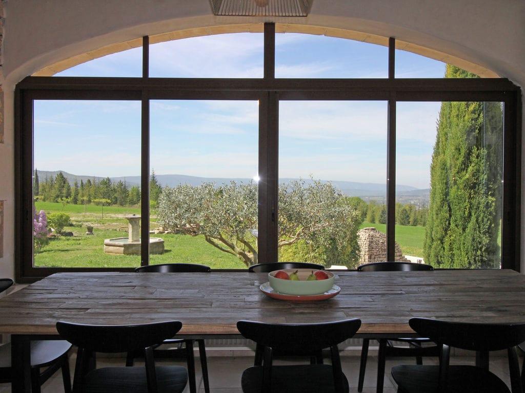 Ferienhaus Schöne, renovierte Bastide mit privatem Pool und Panoramablick, 3 km von Apt (2184826), Apt, Vaucluse, Provence - Alpen - Côte d'Azur, Frankreich, Bild 17
