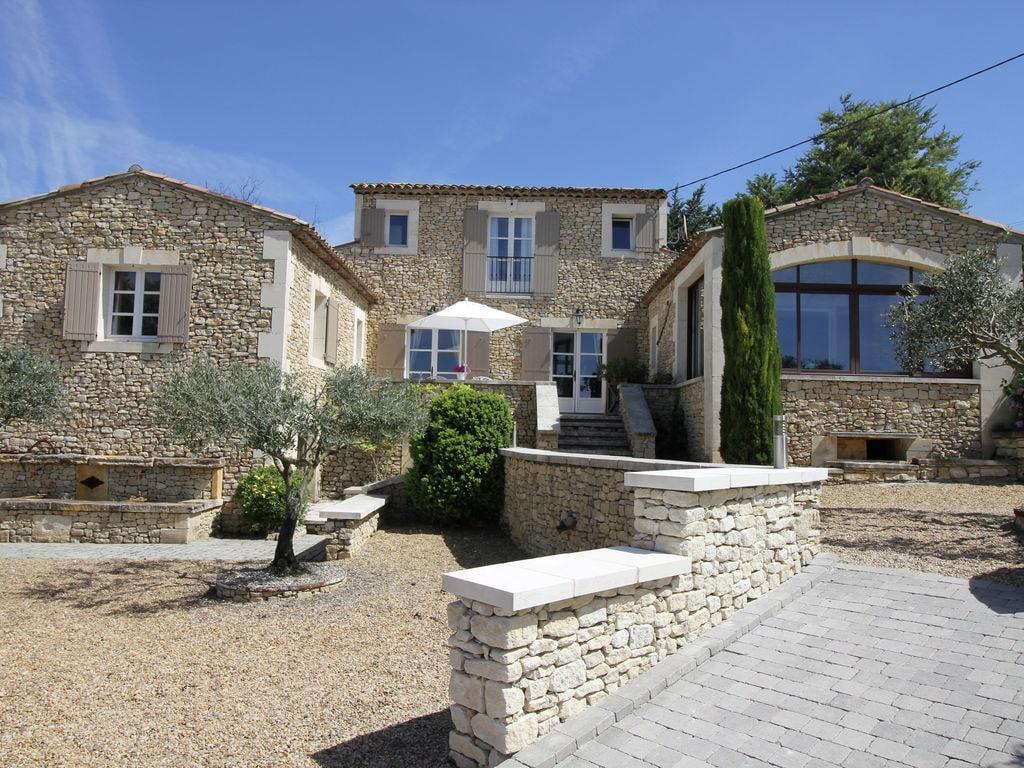 Ferienhaus Schöne, renovierte Bastide mit privatem Pool und Panoramablick, 3 km von Apt (2184826), Apt, Vaucluse, Provence - Alpen - Côte d'Azur, Frankreich, Bild 7