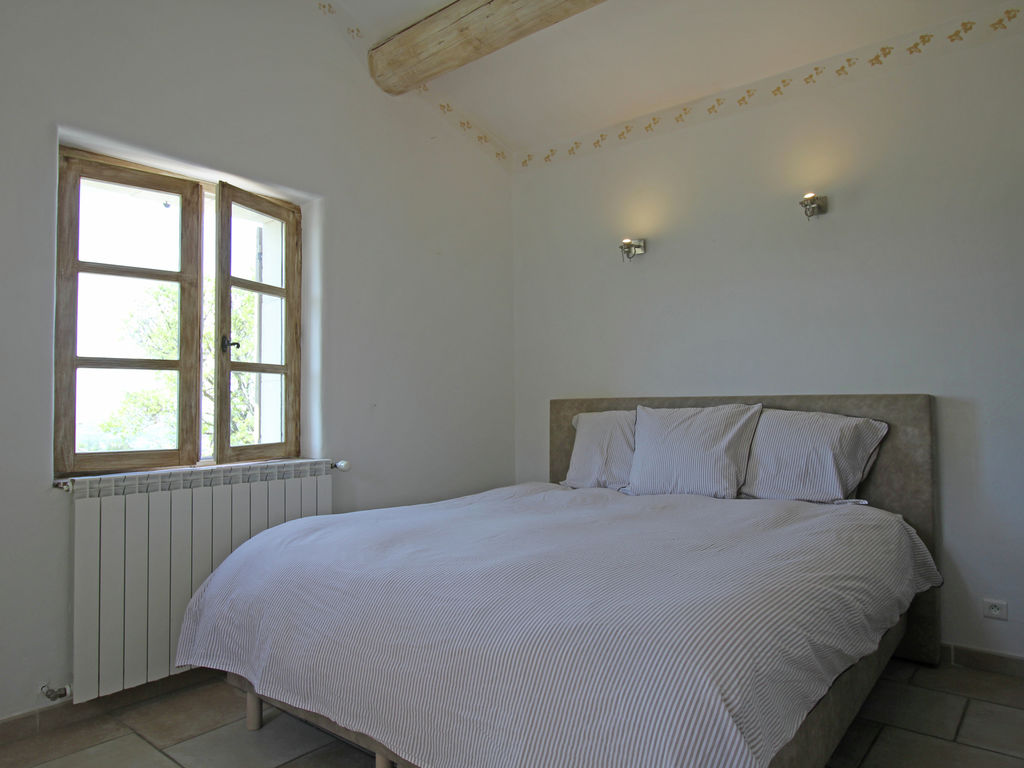 Ferienhaus Schöne, renovierte Bastide mit privatem Pool und Panoramablick, 3 km von Apt (2184826), Apt, Vaucluse, Provence - Alpen - Côte d'Azur, Frankreich, Bild 22
