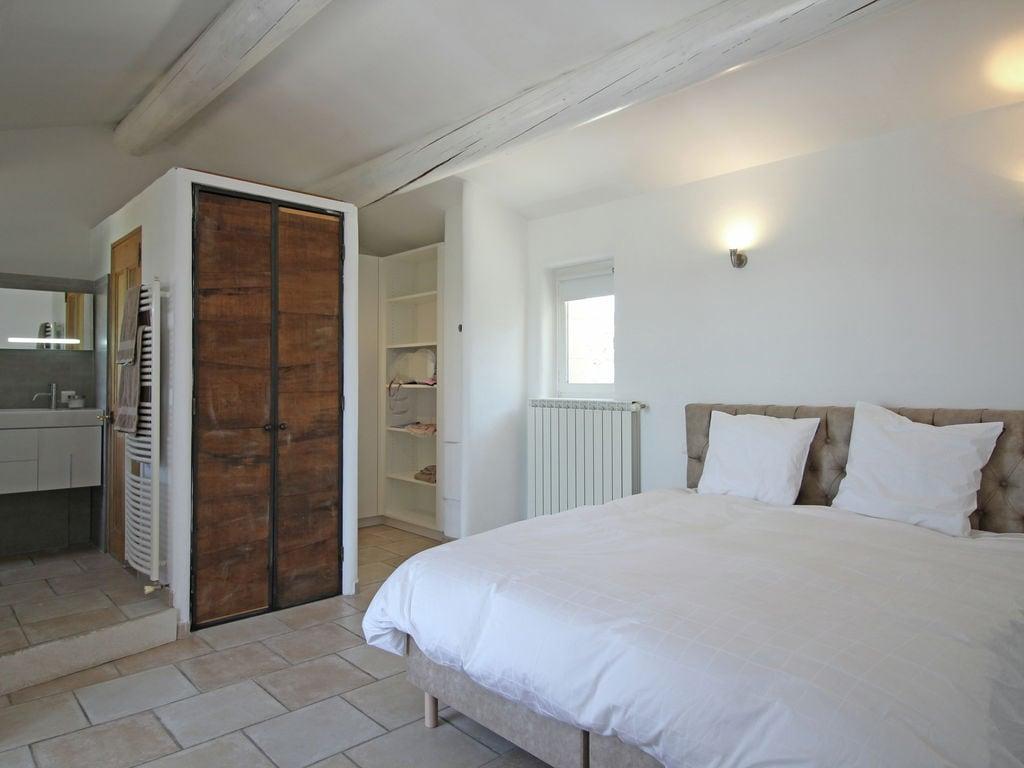 Ferienhaus Schöne, renovierte Bastide mit privatem Pool und Panoramablick, 3 km von Apt (2184826), Apt, Vaucluse, Provence - Alpen - Côte d'Azur, Frankreich, Bild 24